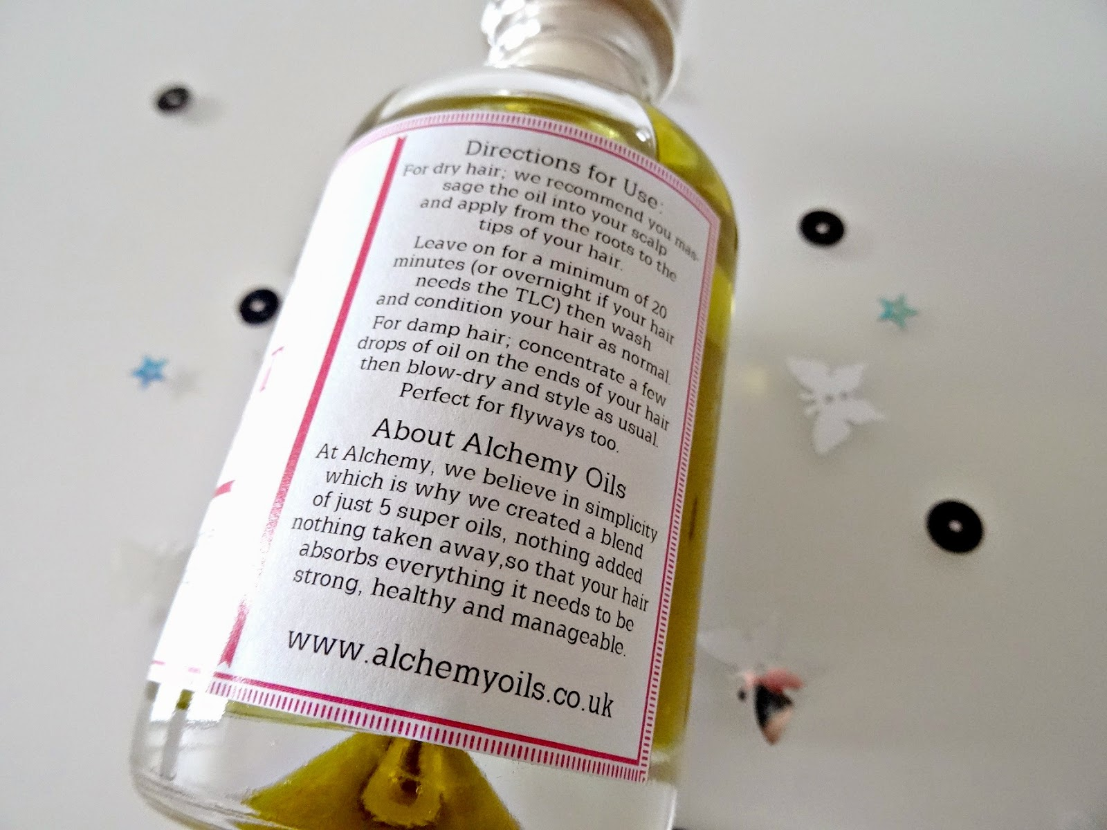 Alchemy Oils Grapefruit Hair Remedy review