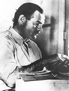 grace grits and gardening blogging like Ernest Hemingway