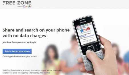 Trik Akses Google Gratis Lewat HP
