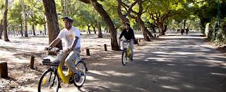 La Ciudad de Buenos Aires recibió  el premio al transporte sustentable