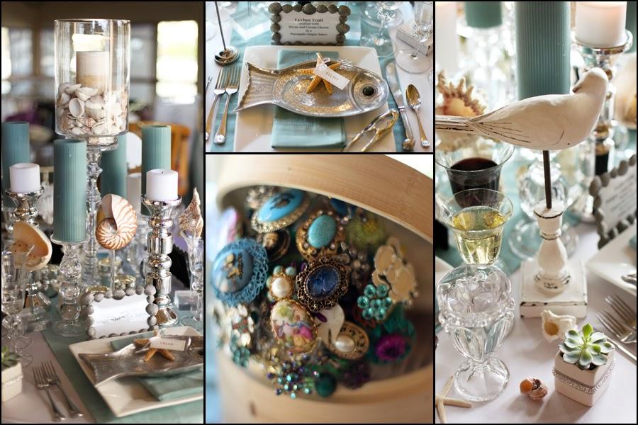 Wedding décor theme decorations