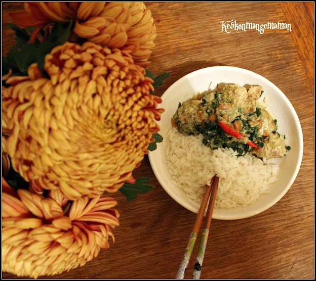 Keskonmangemaman cuisiner pour la paix le cambodge - Cuisiner pour une personne ...
