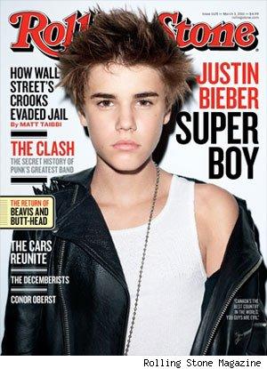 justin bieber 2011 photoshoot rolling stones. Bieber backlash was bound to