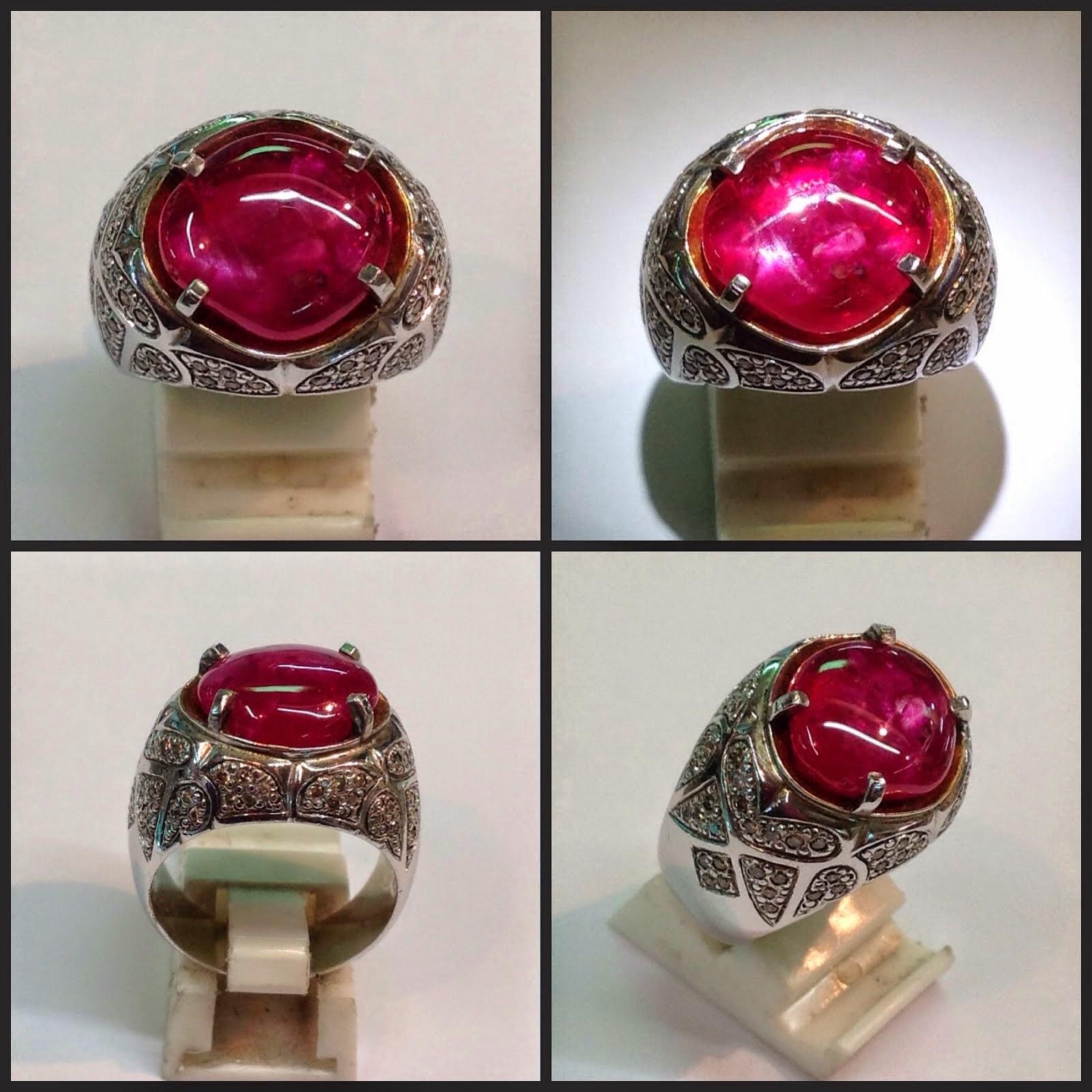Cincin star ruby (TB0120) (Rp.45.000.000) nett