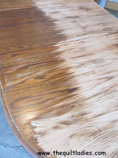 How to Sand and Stain a Dining Room Table