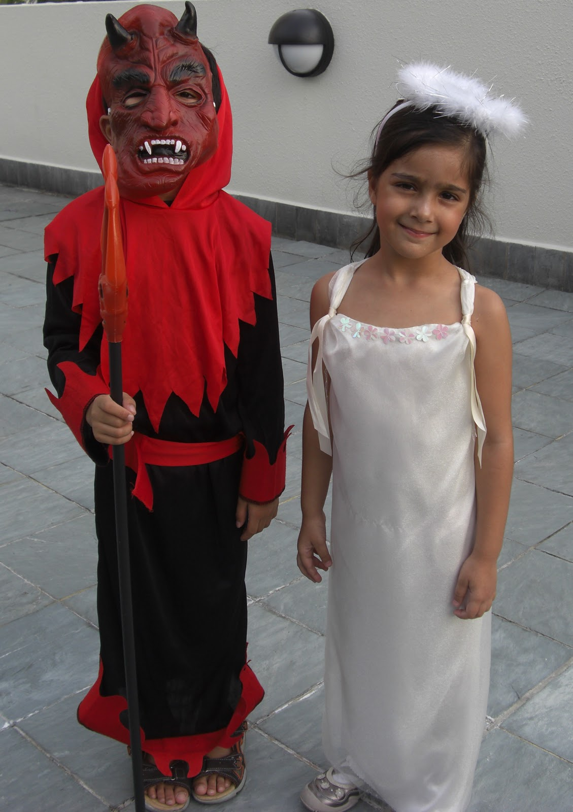 Halloween in Singapore: costumes and supplies