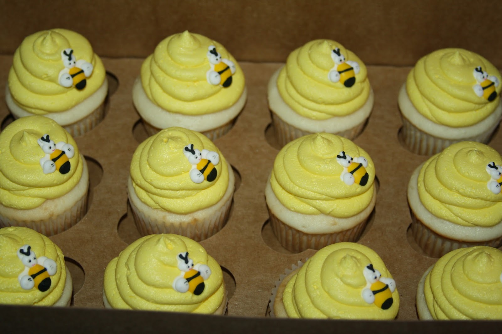 These Bumble Bees Were Handmade By Me I Think They Came Out Pretty Darn Cute