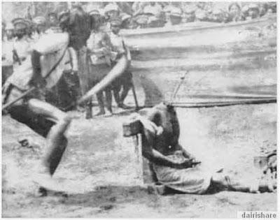 Hukuman Pancung, penggal
