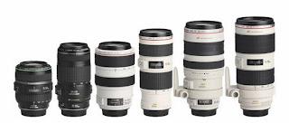 Daftar Spesifikasi dan Harga Lensa Kamera Canon Terbaru