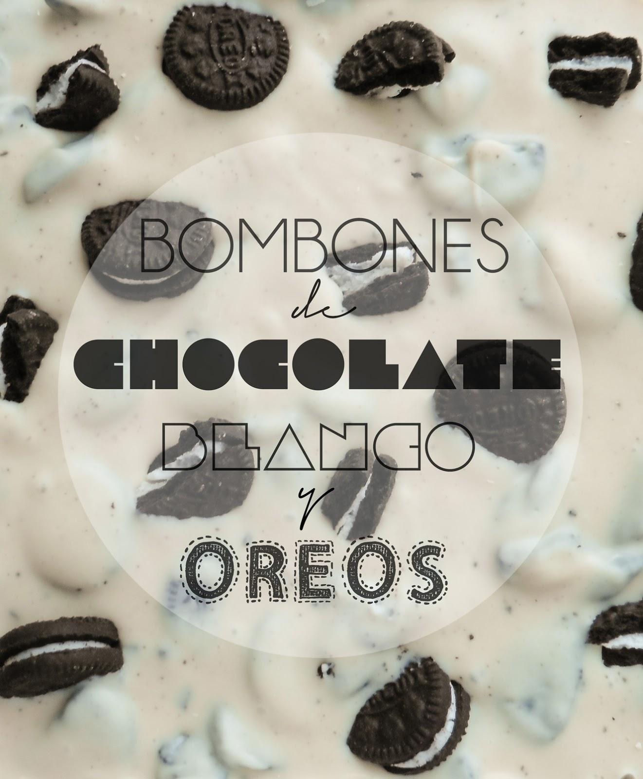 Baño Blanco Para Galletas: en hacer mis bombones de chocolate y oreo!De verdad!Mirad, mirad