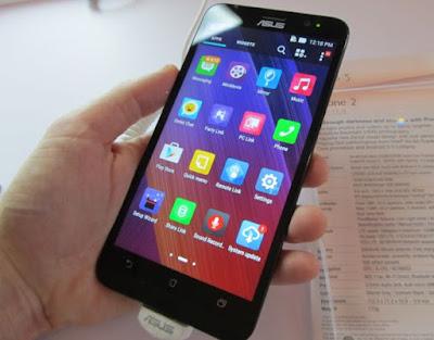 Harga Asus Zenfone 2  RP 2.313.800