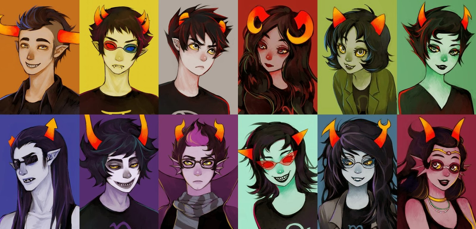 solar system homestuck trolls - photo #29