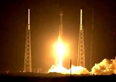 NASA Launches Radiation Belt Storm Probes Mission