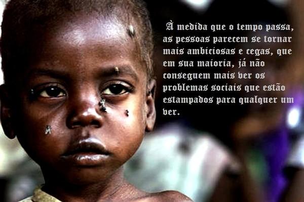 CRISE SOCIAL NO MUNDO É AMEAÇA REAL, alerta a ONU