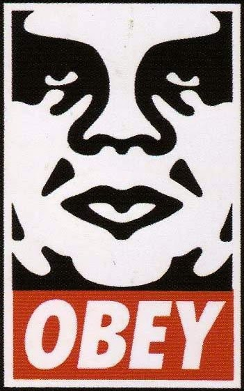 Shepard Fairey: Andre the Giant, OBEY.