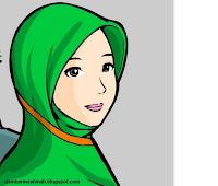 lowongan model muslimah