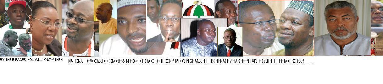 NDC CORRUPTION