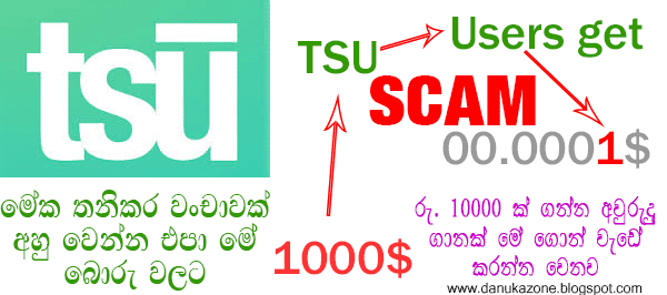 facebook, social network, content creation, monetization, ello, tsu, content monetization, Is TSU social network Scam? TSU revenue scam true