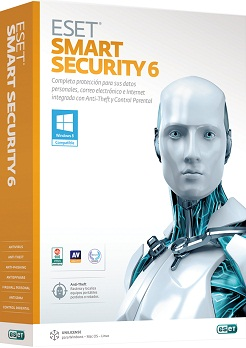 ESET Smart Security 6.0.306.3 Final PT BR + Crack