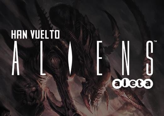 Aliens Aleta Ediciones