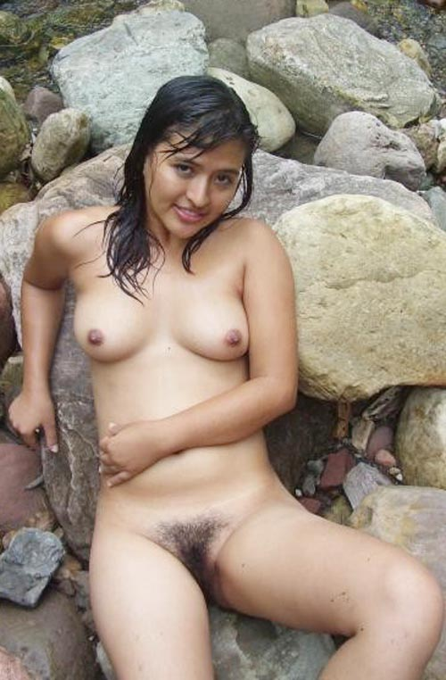 Naked and nude nepali