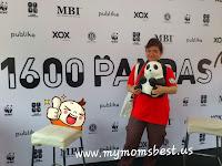 1600Pandas World Tour Malaysia