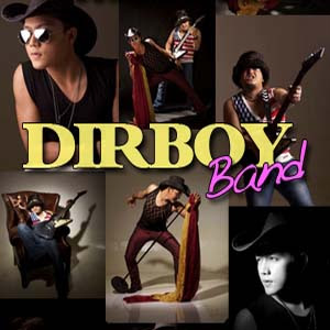 Dirboy Band -  I Don't Want To Miss A Thing