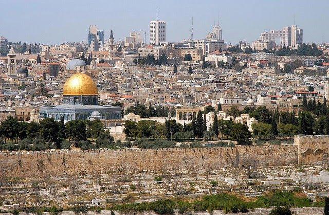 Rugati-va pentru pacea Ierusalimului! Cei ce te iubesc sa se bucure de odihna!