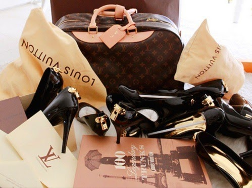 Zapatos de moda Louis Vuitton