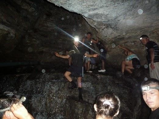 Turismo en Tena Tour Misahualli y sus Cavernas Jumandy