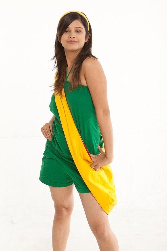 South actress glorious and blooming sethna hot photos