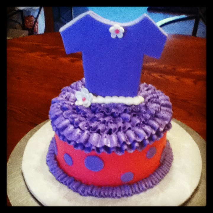 Bellissimo Specialty Cakes First Birthday Tutu Cake Cupcakes