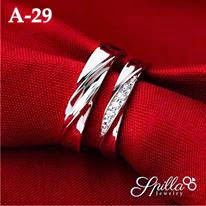 Cincin Couple A-29