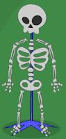 Código para conseguir tu propio esqueleto!!
