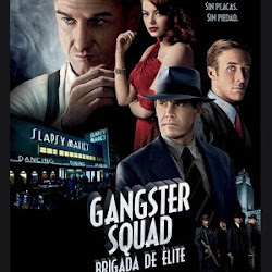 Poster Gangster Squad 2013