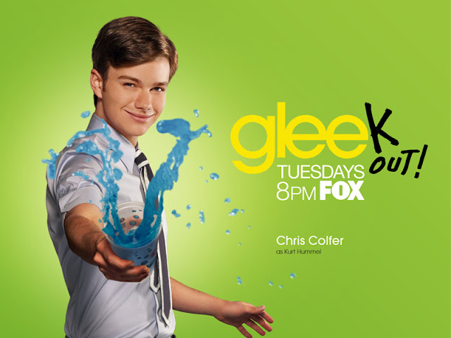 La série Glee, Kurt