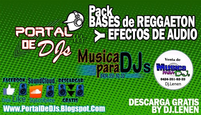 bases para dj reggaeton