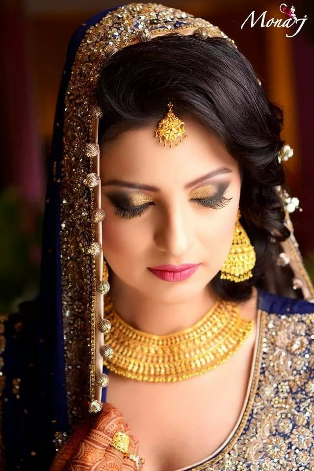 bridal makeup ideas for modern and young brides by mona j