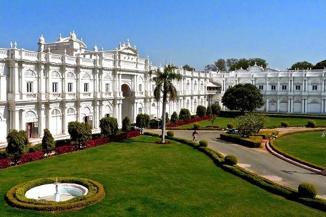 Jai Vilas Palace in Gwalior, Madhya Pradesh