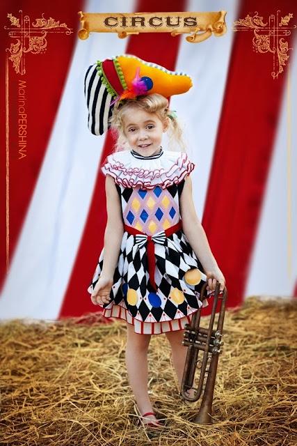 disfraz niña arlequín