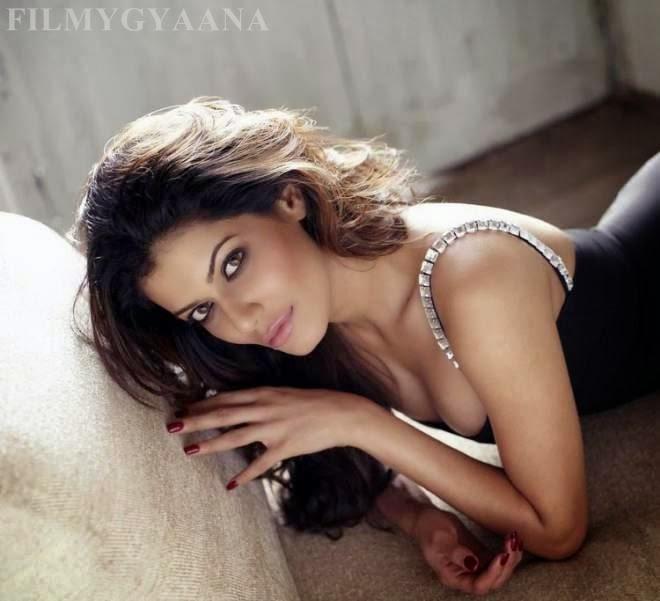 Payal Rohatgi Hot Cleavage Show Photos