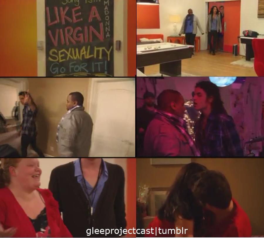 Glee project going home song