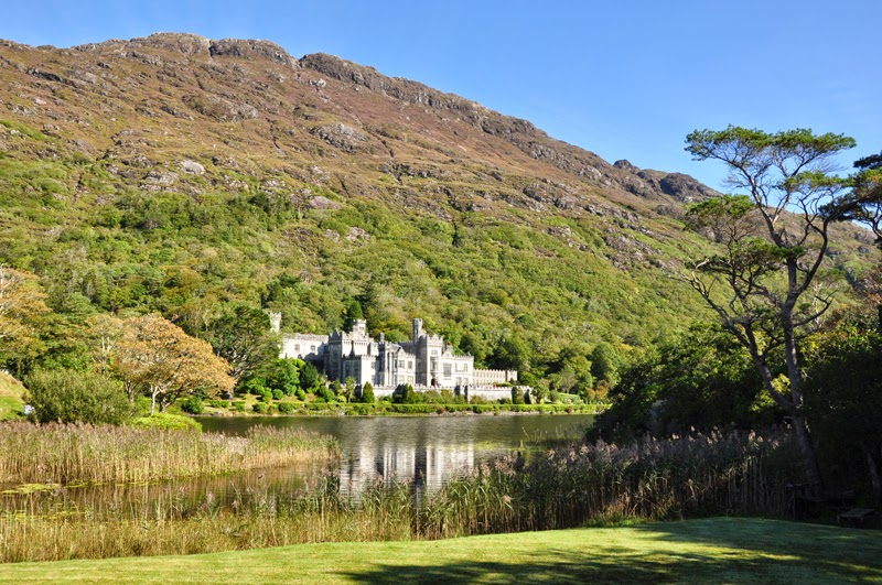 Irland 2014 - Tag 9 | Kylemore Abbey