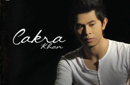 Cakra Khan - Penyanyi Paling Populer di Indonesia