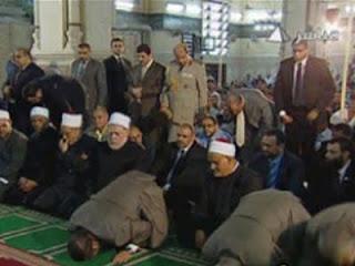 Ramadhan Jadi Bukti Cinta Rakyat Mesir Pada Presiden Mursi [ www.BlogApaAja.com ]