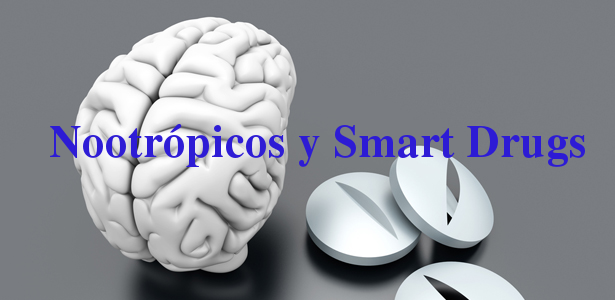 Nootrópicos y smart drugs