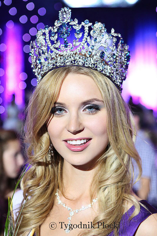 Miss Supranational 2011, Monika Lewczuk from Poland