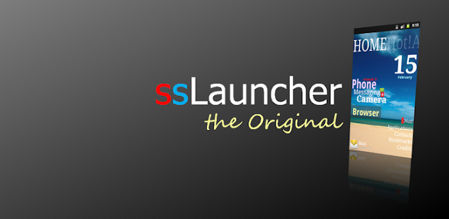 ssLauncher the Original v1.9.9 APK