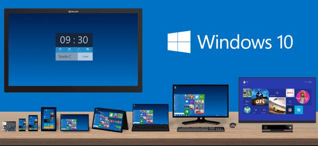 Windows 10 tutte le edizioni