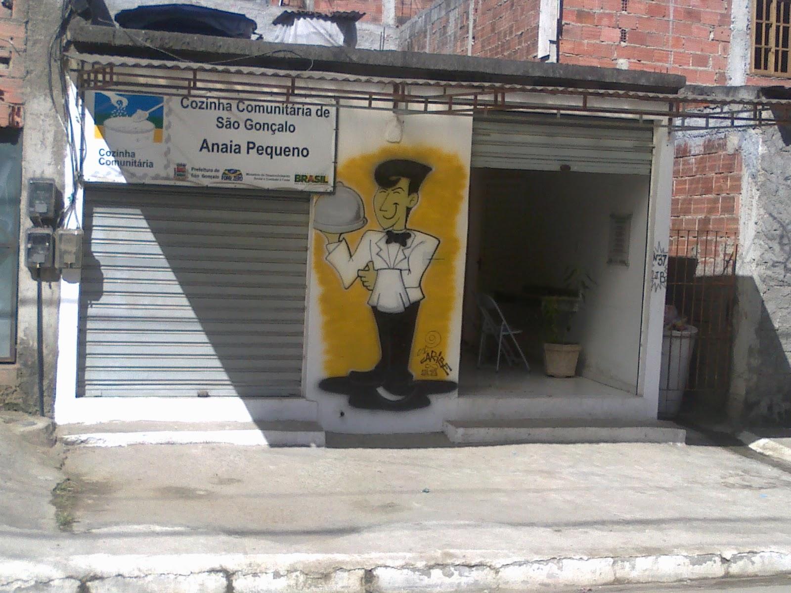 Cozinha Comunitária do Arsenal #7B6331 1600 1200